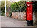 J3876 : Pillar box, Belfast by Albert Bridge