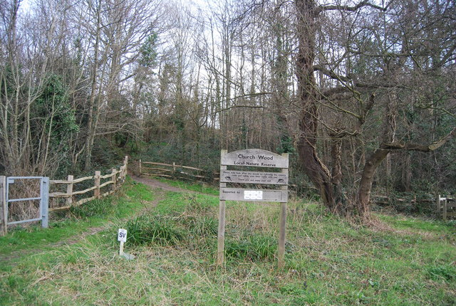 Church Wood Nature Reserve