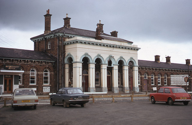Old Railway Station Portadown