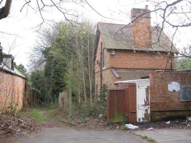 Former estate house