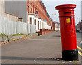 J3472 : Victorian pillar box, Belfast (2) by Albert Bridge