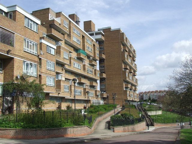 The Utopian Italian Hill Town in South East London