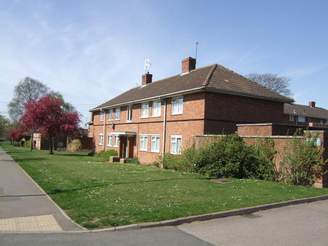 Council Housing - Warstones Drive