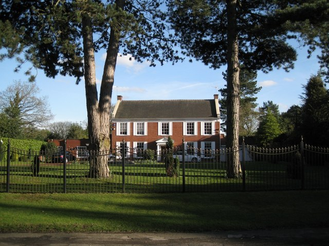 'Orchard House', Wood End B94