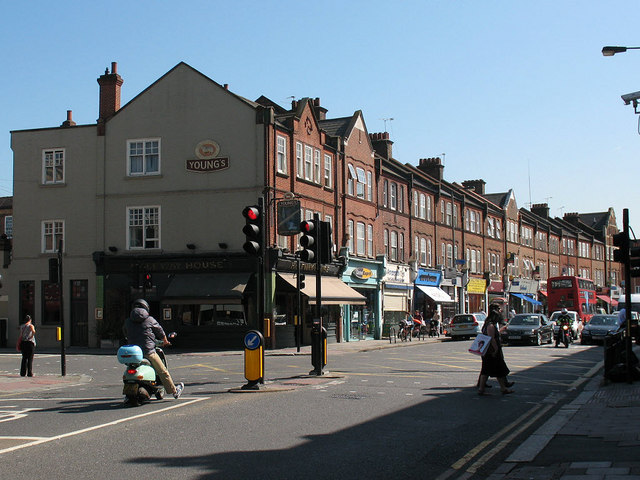 Shops on Garratt Lane (1)