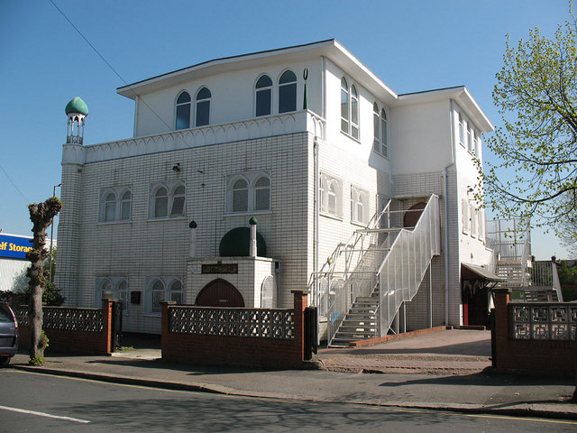 Southfields Mosque, Ryfold Road