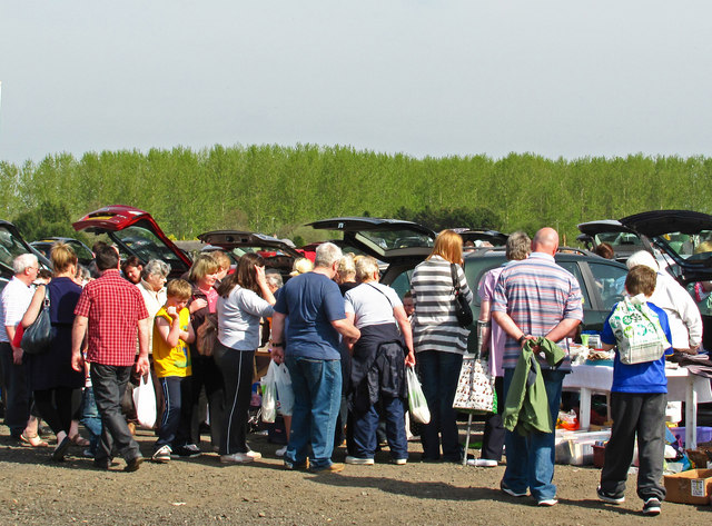 Sunday Car Boot Sales West Midlands