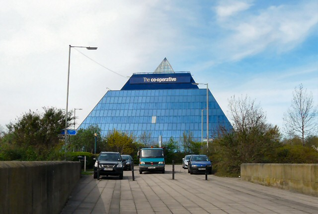 Stockport Pyramid
