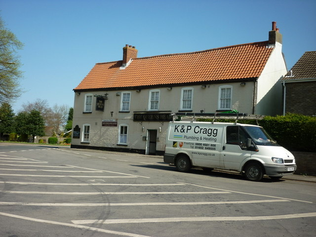 The Queens Head, Kirton in Lindsey
