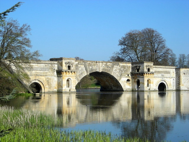 The Grand Bridge, Blenheim