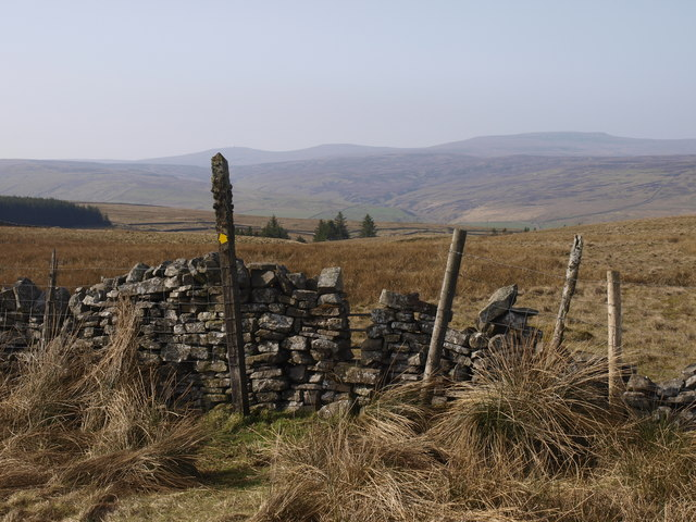 A stile with a view