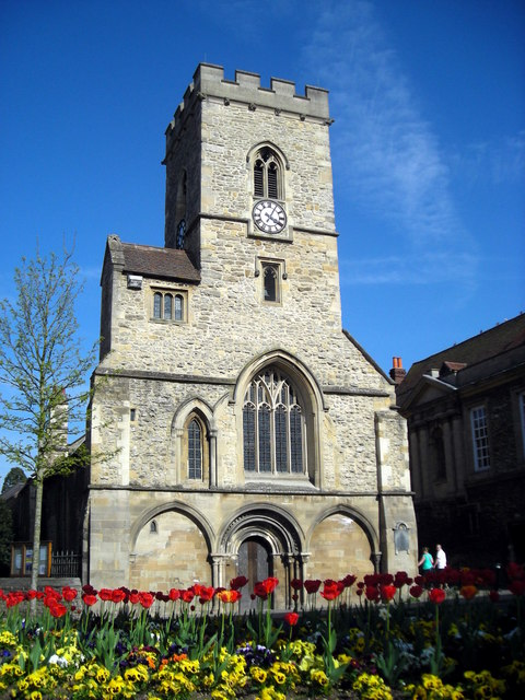 St Nicholas Church, Abingdon