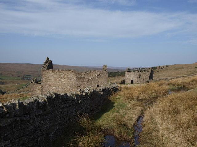 Roughside ruins
