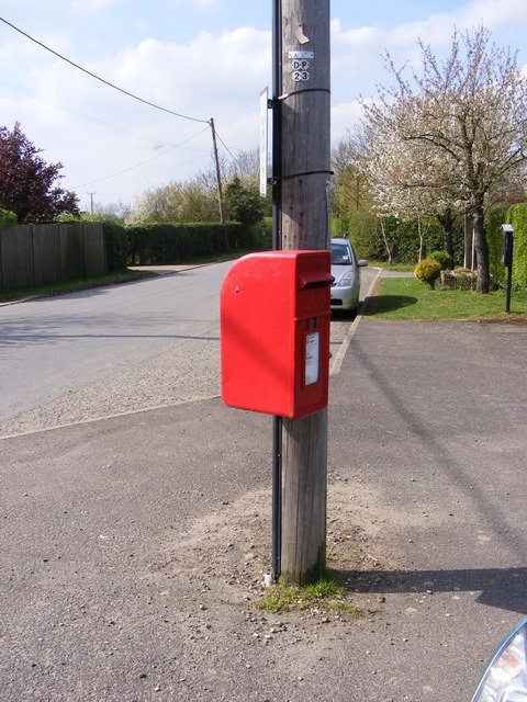 Bredfield Postbox