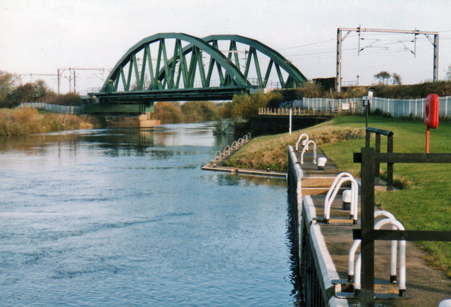 Newark Dyke Bridge 169 John Sutton Cc By Sa 2 0 Geograph