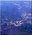 SP0391 : Sandwell and Smethwick from the air by Thomas Nugent