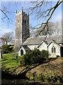 SX1390 : Lesnewth Church by Tony Atkin
