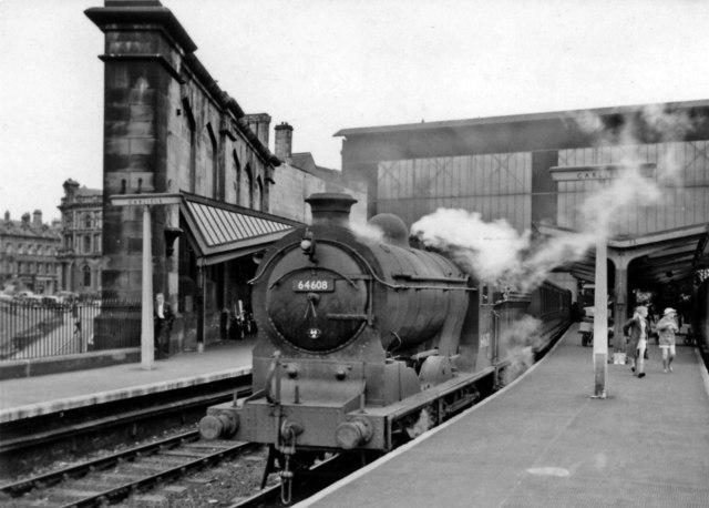 Stopping Train To Hawick At Carlisle 169 Ben Brooksbank