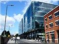 TQ3083 : Kings Place, 90 York Way by Nigel Mykura