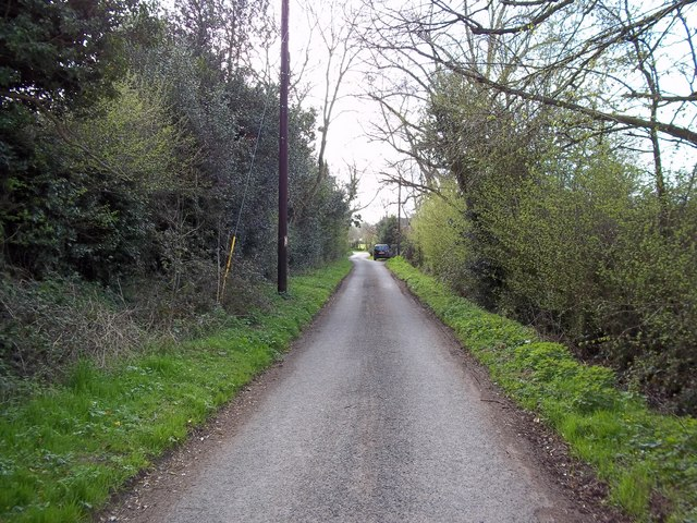 Lane in King's End