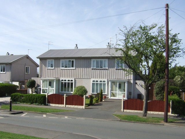 Council Housing - Claverley Drive