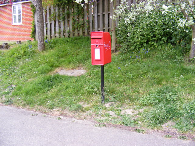 Vyces Road Postbox