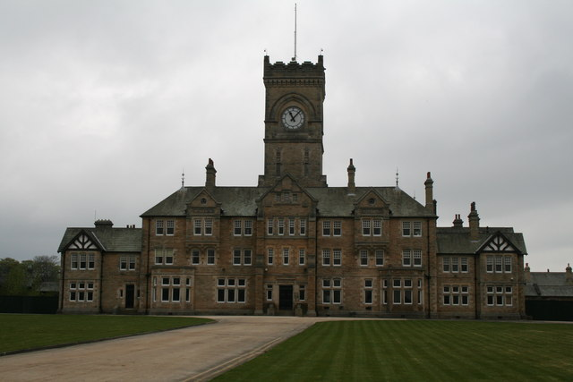 Menston: High Royds Hospital