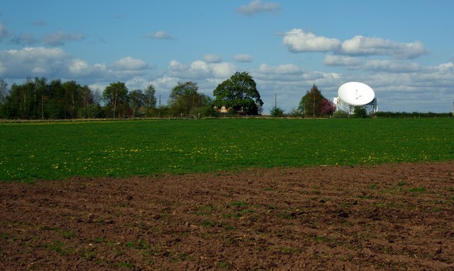 Sir Bernard Lovell Radio Telescope, Jodrell Bank