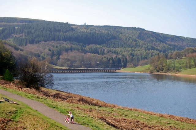 Hope Woodlands : Derwent Valley Aqueduct