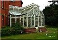 SJ4847 : Conservatory, Malpas (2) by Julian Osley