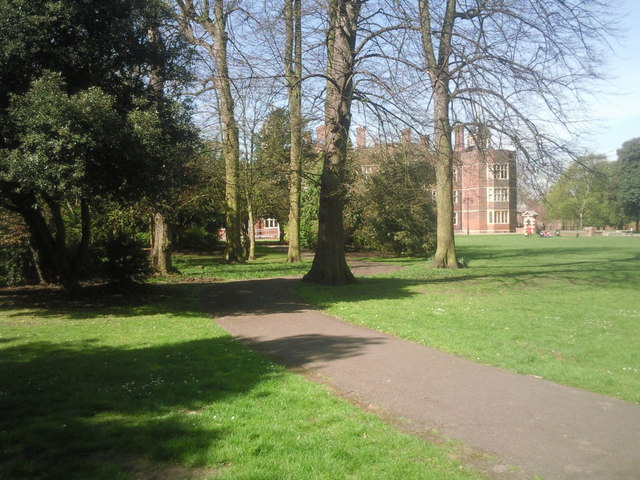 Charlton House and Charlton Park
