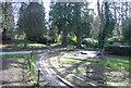 TQ8010 : Miniature railway, Alexandra Park by N Chadwick
