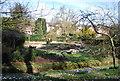 TQ8010 : Formal gardens, Alexandra Park by N Chadwick