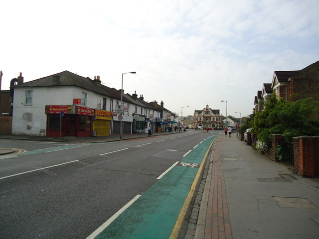 Brighton Road, South Croydon