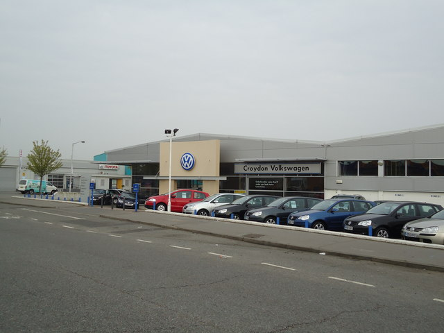 Croydon Volkswagen Imperial Way 169 Stacey Harris Cc By