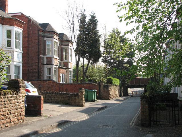 Lenton: Sherwin Road