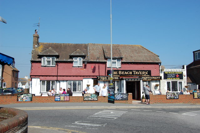 Pevensey Bay Beach Cafe The Beach Tavern Pevensey Bay