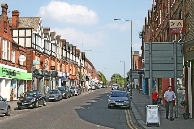 Upper High Street 169 Hugh Craddock Geograph Britain And