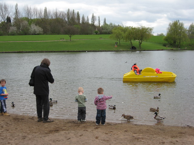 Hemsworth Water Park
