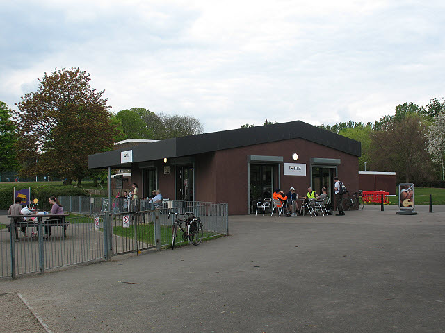 Cafe Am Park Bad Camberg