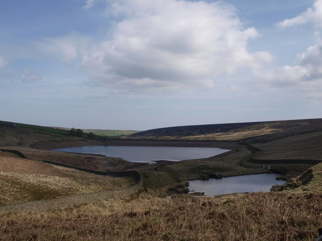 Upper Wnddeldon Reservoir