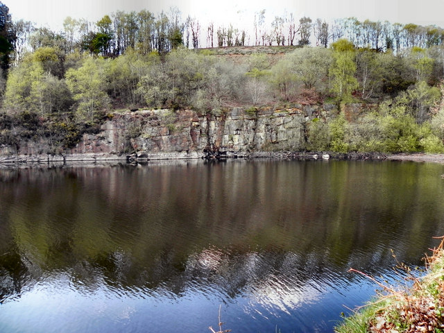 The Quarry, Jumbles Reservoir