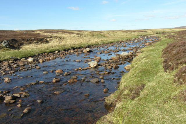 "Just below ""The Rockpool"" on the River Skinsdale"
