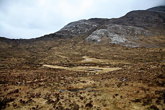 Upper Coire Fionnaraich