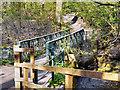 SD7313 : Bridge Over Bradshaw Brook by David Dixon