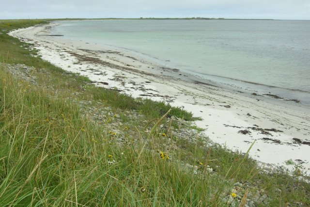 Bay of Lopness, Sanday