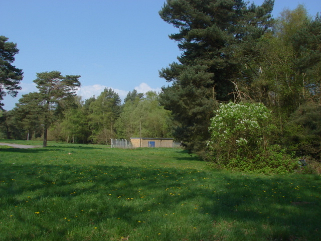 Pirbright  Army estate