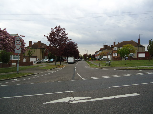 Churston Drive, Morden