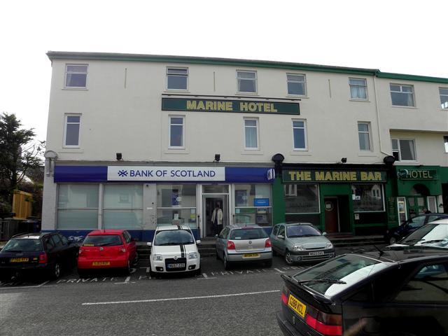 Marine Hotel Mallaig