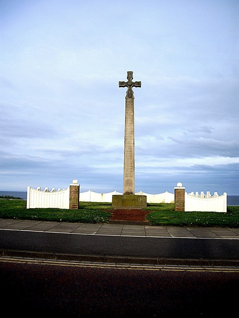 Bede Memorial Cross, Roker